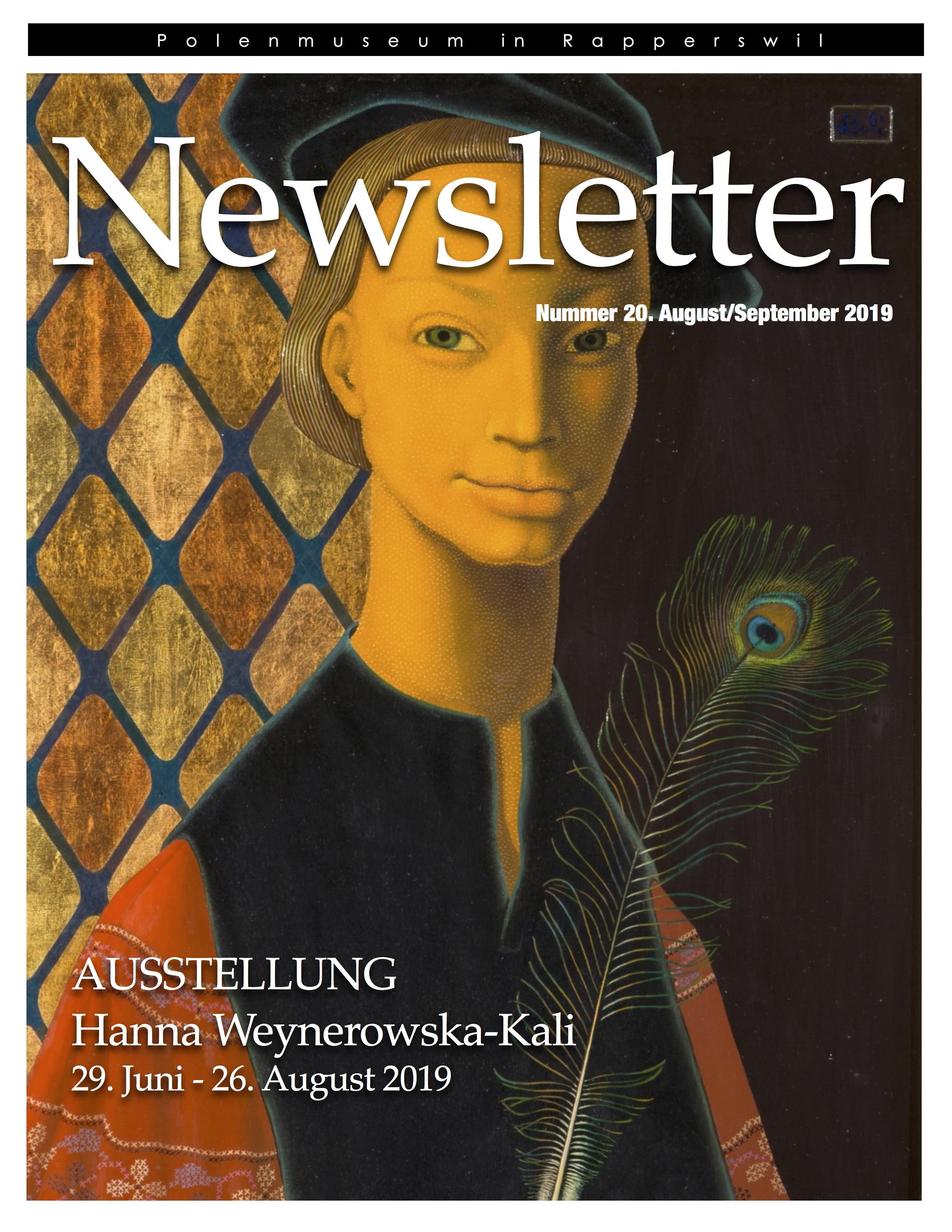 Nummer 20. August/September 2019