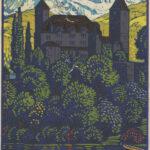 Karta pocztowa - Muzeum Polskie w Rapperswilu
