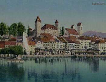 Kolekcja kart pocztowych i starych fotografii