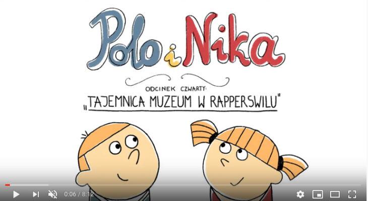 Rodzeństwo Polo i Nika w Rapperswilu – film animowany POLONIKI