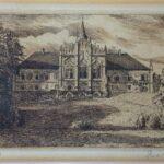 Dzików, dawna siedziba rodu Tarnowskich