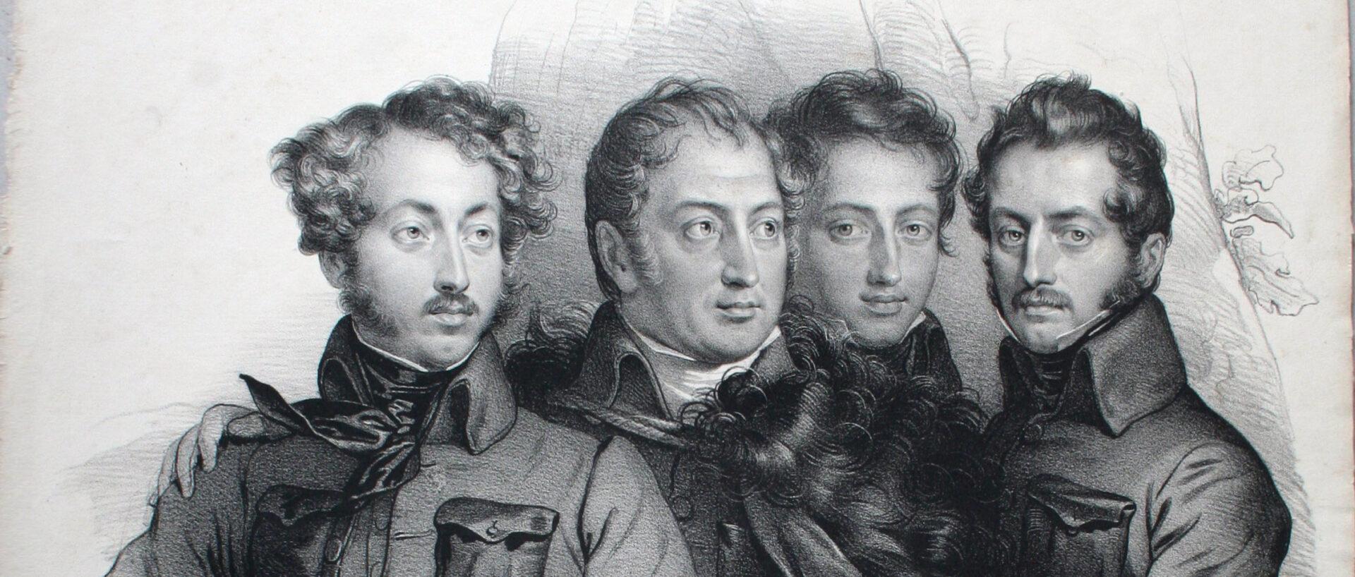 Józef Straszewicz, Les Polonais et les Polonaises de la Révolution du 29 Novembre 1830 ..., 1832-1836