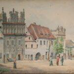 widoki Kazimierza Juliana Ceglińskiego z 1896