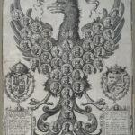Matthäus Merian, Poczet królów polskich w 45 medalionach, ok. 1625