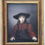 Wincenty Lesseur, Portret młodej dziewczyny, 1797