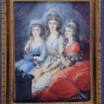 Wincenty Lesseur, Trzy siostry hrabianki Thun von Hohenstein, 1792