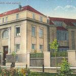 AKADEMIA SZTUK PIĘKNYCH w Warszawie, przed 1939; Źródło - kolekcja pocztówek Rafała Bielskiego