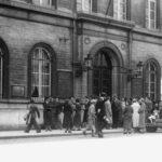 KRÓLEWSKA AKADEMIA SZTUK PIĘKNYCH w Brukseli,1935. Źródło - Wikipedia