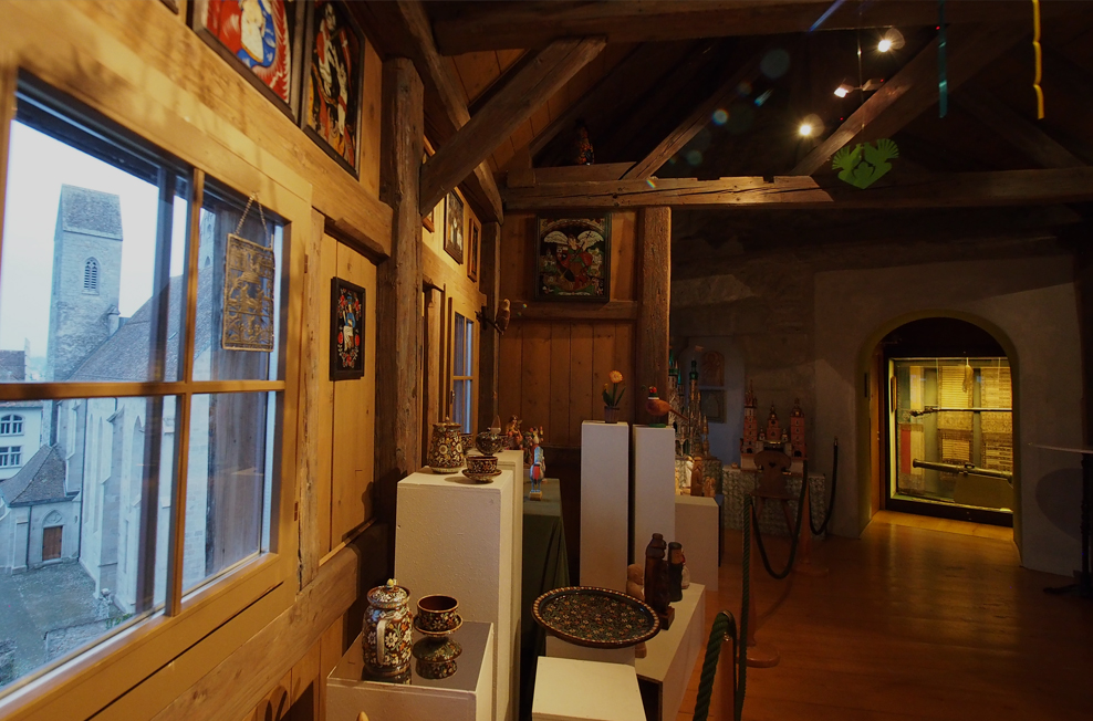 Museum open again June 6th