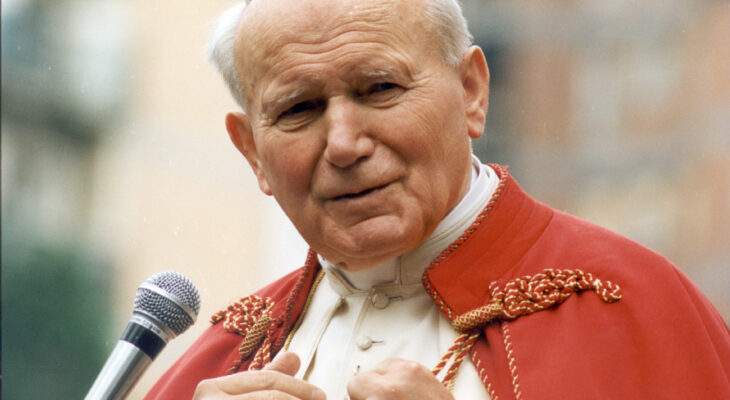 Teacher of faith and reason – John Paul II and the present day