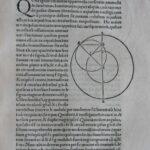 Kopernikowska wizja wszechświata - Mikołaj Kopernik, De revolutionibus orbium coelestium, Bazylea 1566. Kolekcja Muzeum Polskiego w Rapperswilu