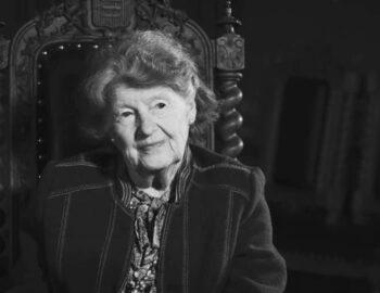 Countess Maria Rey née Potocki (1929-2020)