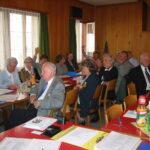 XXV Sesja Stałej Konferencji MAB - Rapperswil 2003 r.