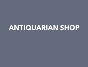 Antiquarian shop