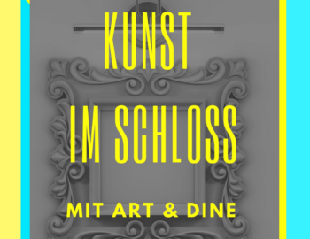 Exhibition: Kunst im Schloss from 3rd until 30th September 2020