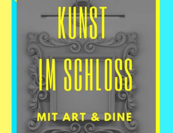 Wystawa: Kunst im Schloss od 3 do 30 września 2020