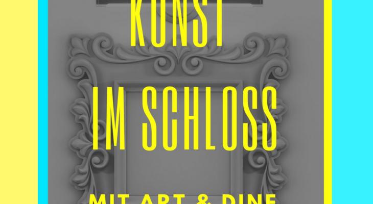 Exhibition: Kunst im Schloss from 3rd until 30th September 2020