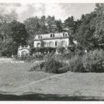 """Fotografia willi """"Goldenberg"""" w Feldbach ZH - siedziby Szkolnego Obozu Polek """"Wola"""