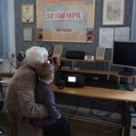 Leszek SP9WZR i wnuk