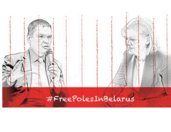 Apel o wyrażenie solidarności z prześladowanymi Polakami na Białorusi