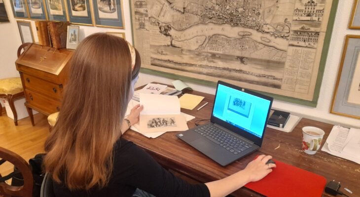 Wsparcie finansowe inwentaryzacji zbiorów grafiki Muzeum Polskiego w Rapperswilu