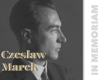 Koncert upamiętniający 130. rocznicę urodzin Czesława Marka – 30 października 2021